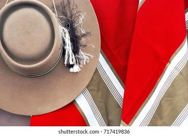 chilean cowboy hat
