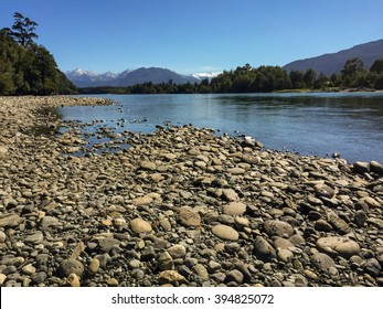 Chilean Patagonia Landscape at Puerto Montt