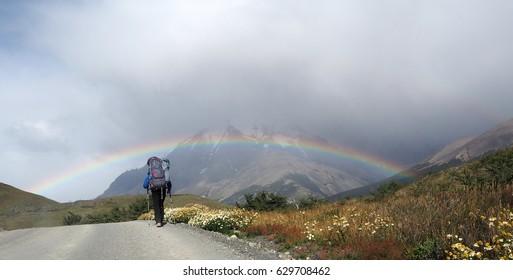 Chile.Travel and trekking.
