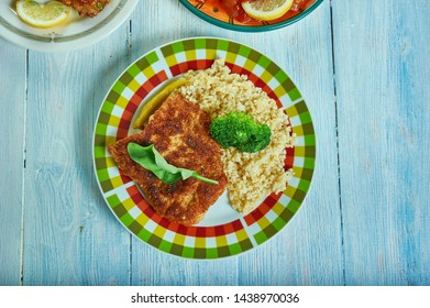 Chili Lime Cod Fillets, flavorful spice mixture before roasting to perfection