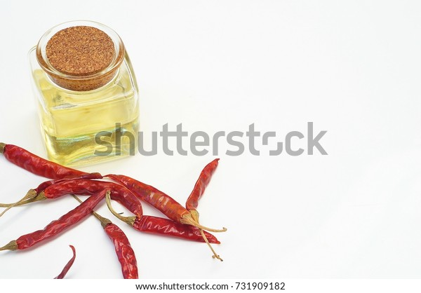 chili oil with chili