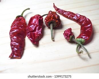 Chili Pepper food and wood