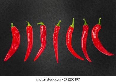 Chili Pepper, Pepper, Spice.
