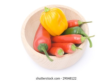 chili peppers mix