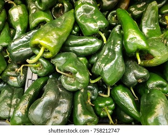 lot of chilies to prepare fillings