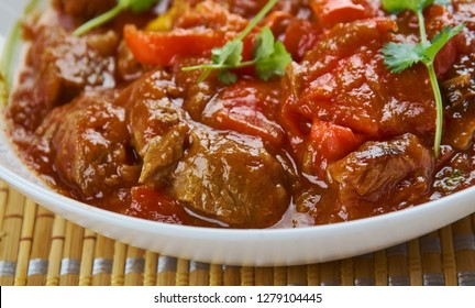 Chilindron, Spanish Red Pepper Stew ,  originates in Aragon, a part of central Spain.