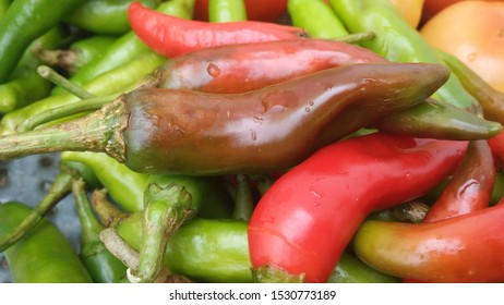 Chilli is a fruit which belongs to Capsicum genus. It has many varieties which are differentiated on its pungency measured on Scoville Scale.