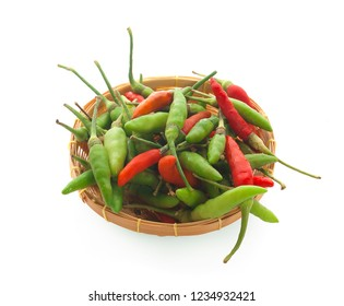 Chilli Padi, Bird's Eye Chilli, Bird Chilli, Thai pepper
