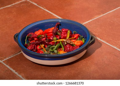 Chilli peppers - mexican style