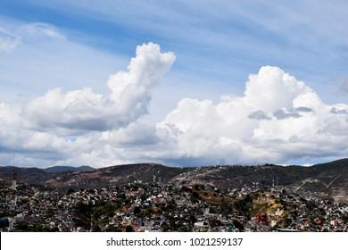 Chilpancingo, Guerrero, Mexico, City View