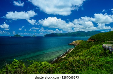 Chim Chim cape in the island Con Lon