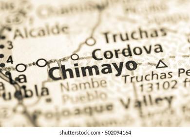 Chimayo. New Mexico. USA.