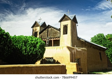 Chimayo Santuario chapel in New Mexico is America's most popular pilgrimage destination.
