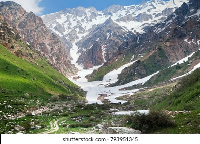Chimgan mountains, Uzbekistan