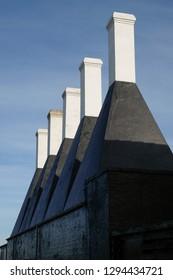 chimney for smoking fish bornholms lifestyle