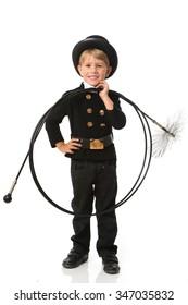 Chimney sweep kid