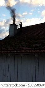 Chimney sweep, worker