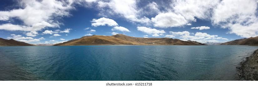 YamdrokTso?Tibet China