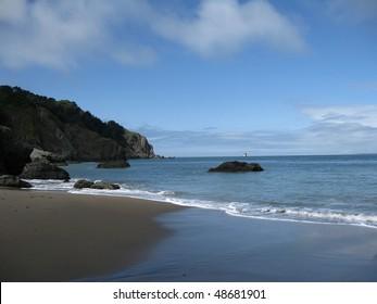 China Beach, CA