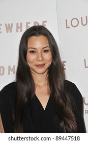 """China Chow at the Los Angeles premiere of """"Somewhere"""" at the Arclight Theatre, Hollywood. December 7, 2010  Los Angeles, CA Picture: Paul Smith / Featureflash"""