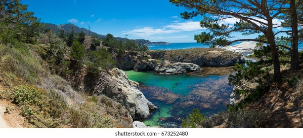 China Cove at Point Lobos State Natural Reserve, Carmel-By-The-Sea, California, USA