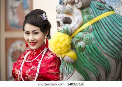 china girl photo