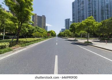 China Hangzhou Highway
