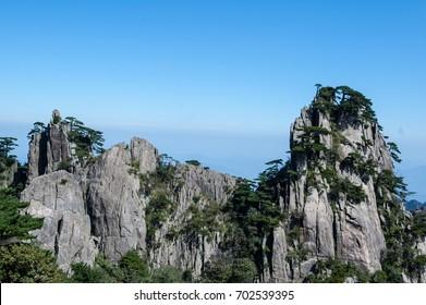 China Huangshan Landscape