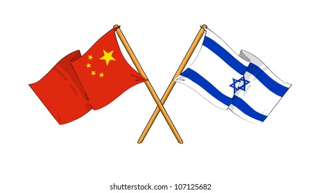 China and Israel alliance and friendship