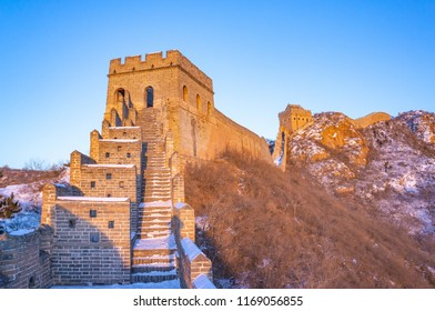 China Jinshanling Great Wall