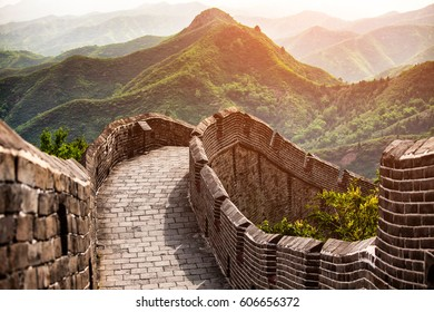 China Jinshanling the Great Wall