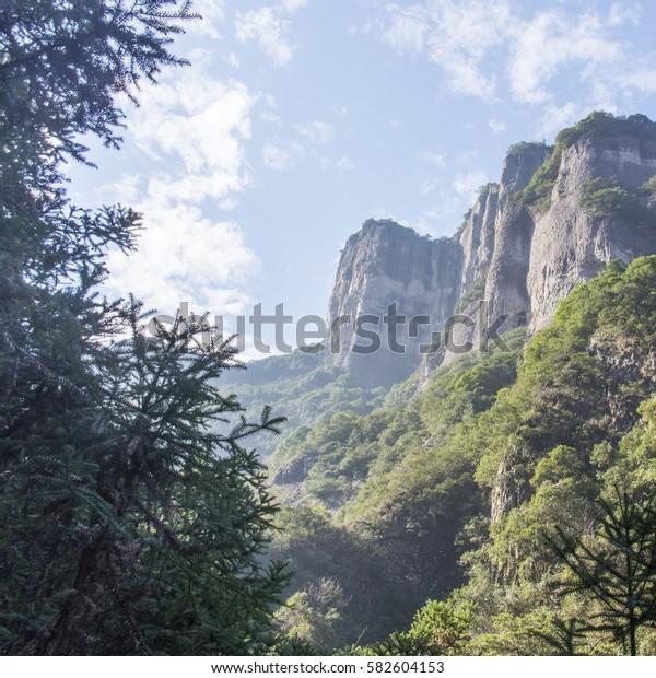 China Karst landform mountains