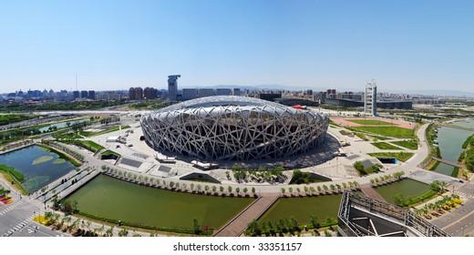 China National Olympic Stadium *