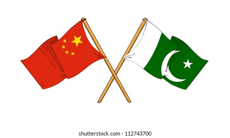 China and Pakistan alliance and friendship