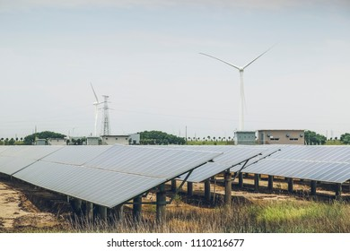 China photovoltaic power station