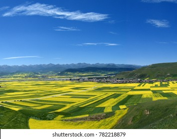 China rural landscape