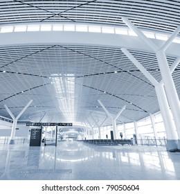 China, Shanghai Pudong International Airport