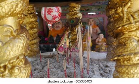 china  shrine
