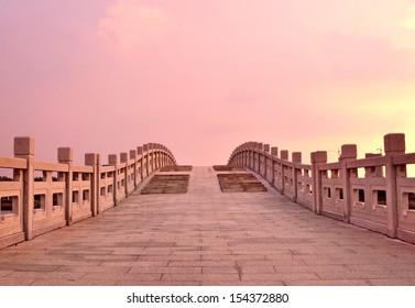 China Stone bridge