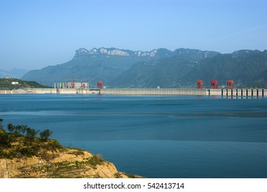 China Three Gorges Dam Reservoir
