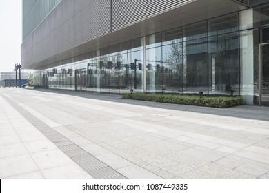 China Tianjin Binhai New District Street