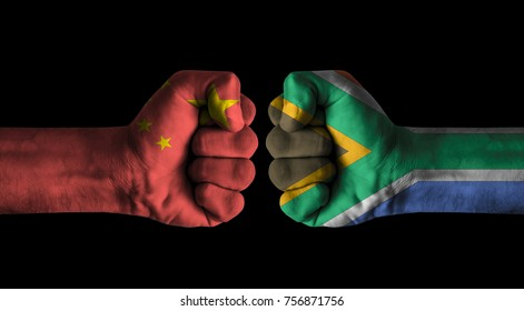 China vs South africa
