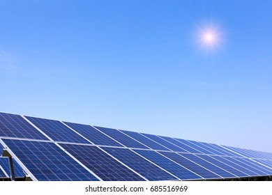 China Wuxi, solar panels in the sun