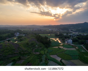 China's rural natural scenery