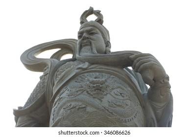 Chinese Ancient Guan Gong Guan Yu.