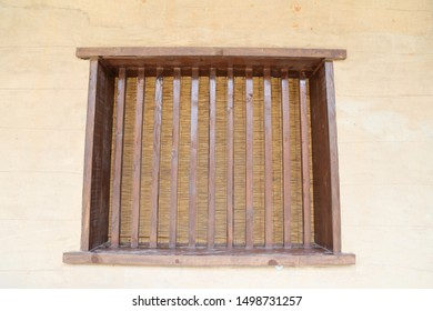 Chinese ancient  house style window