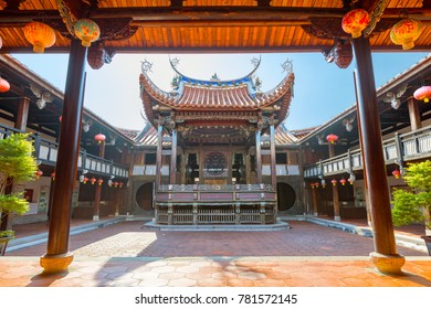 Chinese architecture in Wufeng, Taichung