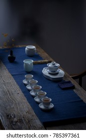 Chinese ceramic bowls cups