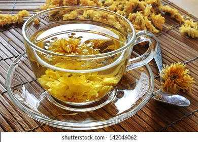 Chinese Chrysanthemum Flower Tea
