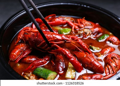 Chinese crayfish image